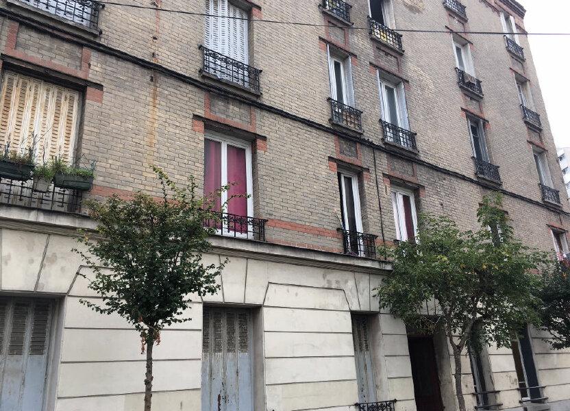 Appartement à vendre 33m2 à La Courneuve