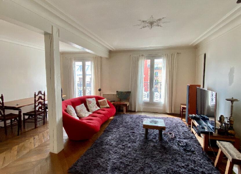 Appartement à louer 54m2 à Paris 10