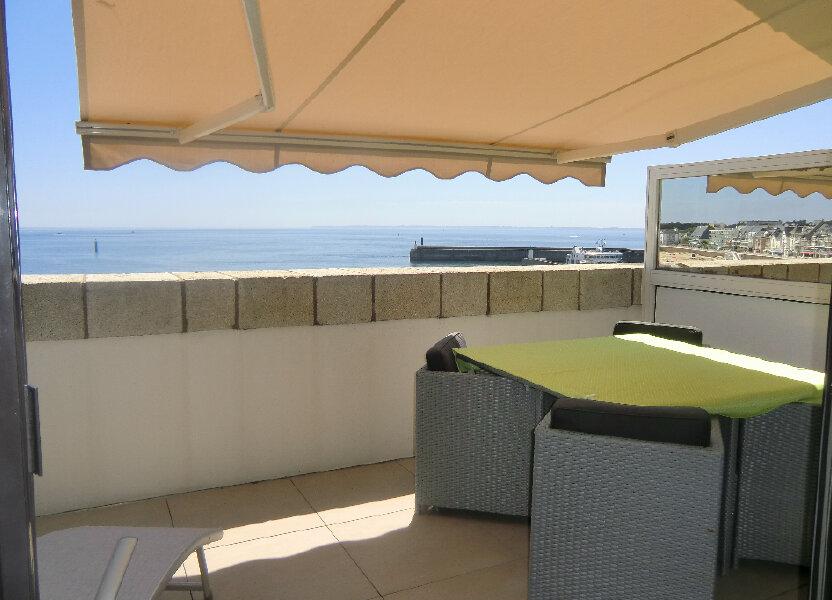 Appartement à vendre 127m2 à Quiberon
