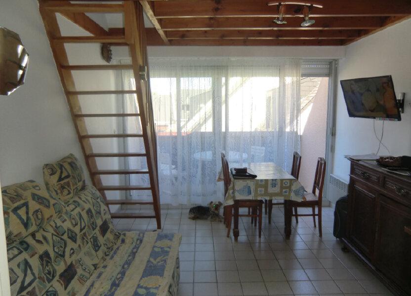 Appartement à vendre 24m2 à Saint-Pierre-Quiberon