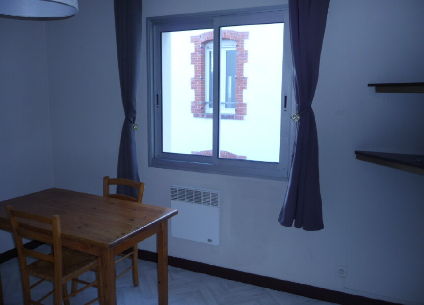 Appartement à louer 24.77m2 à Quiberon