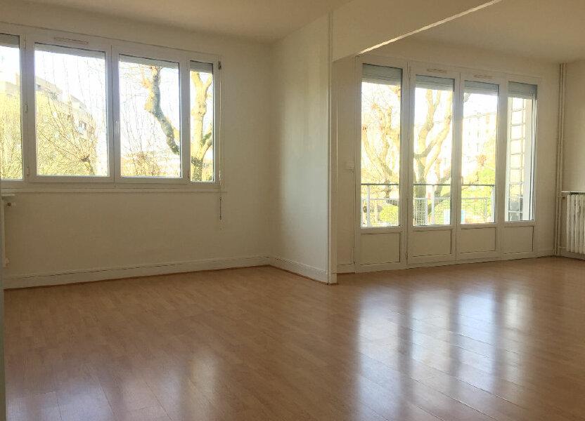 Appartement à louer 57.61m2 à Rouen