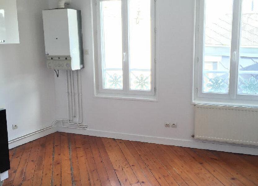 Appartement à louer 27.82m2 à Rouen