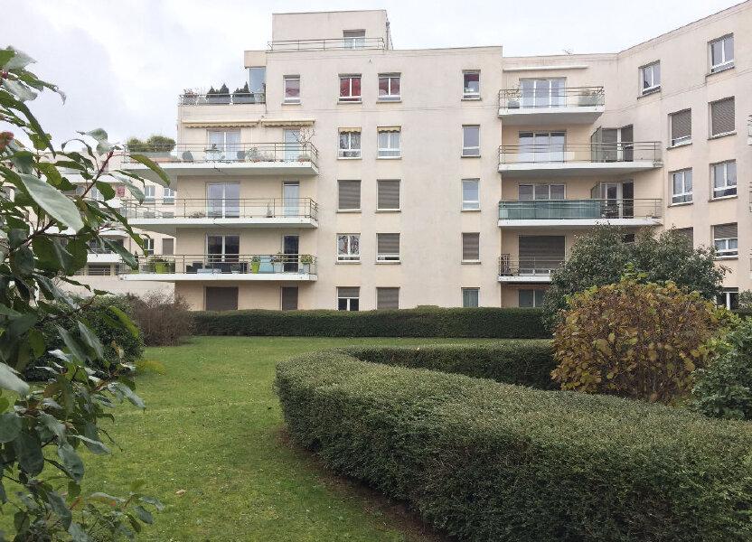 Appartement à louer 52.7m2 à Rouen