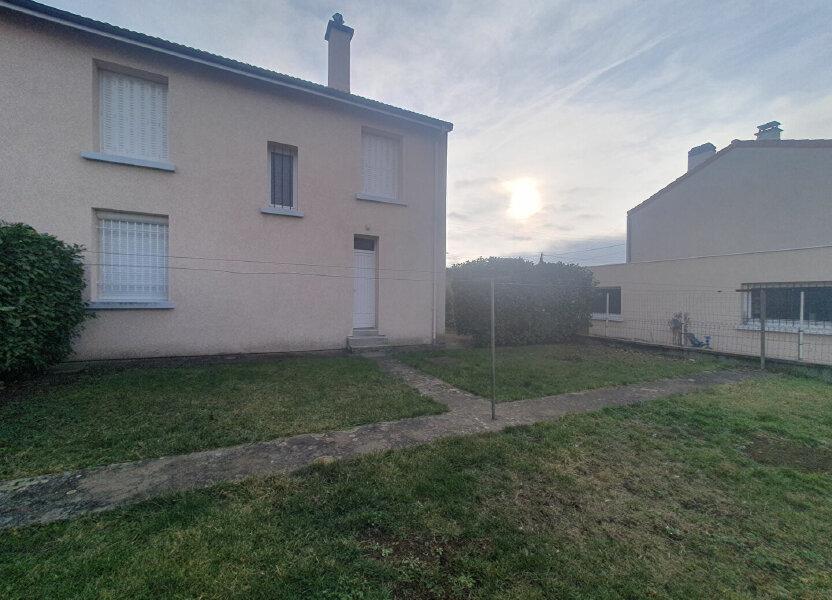 Maison à louer 90.5m2 à Aubière
