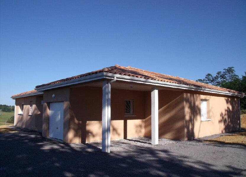 Maison à louer 115m2 à Gibret