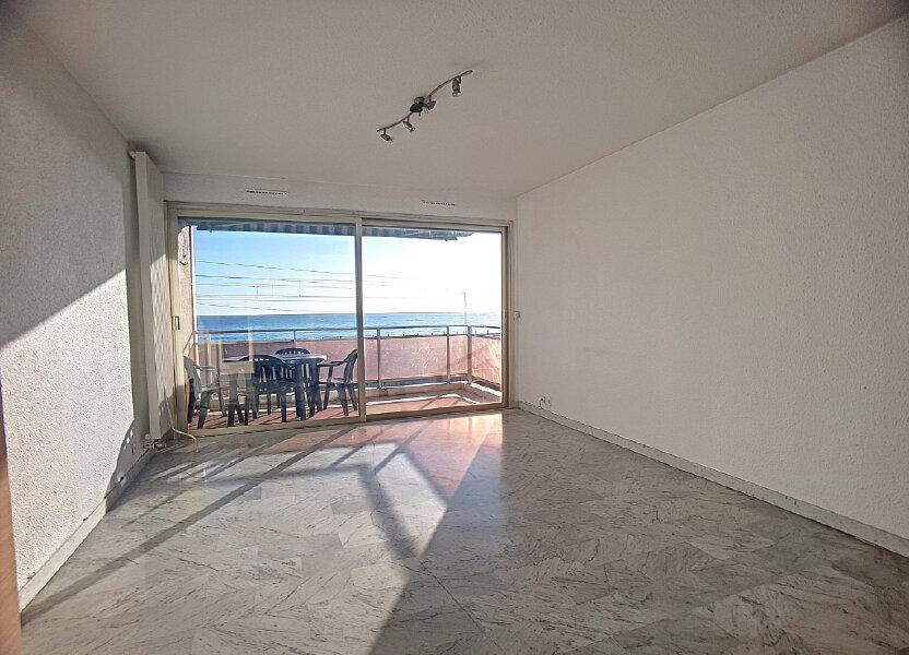 Appartement à louer 27m2 à Antibes