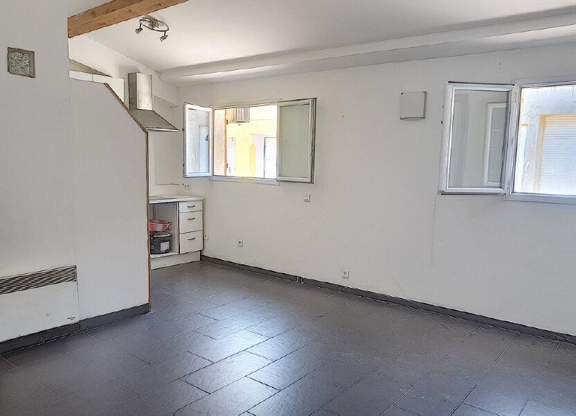 Appartement à louer 35m2 à Grasse