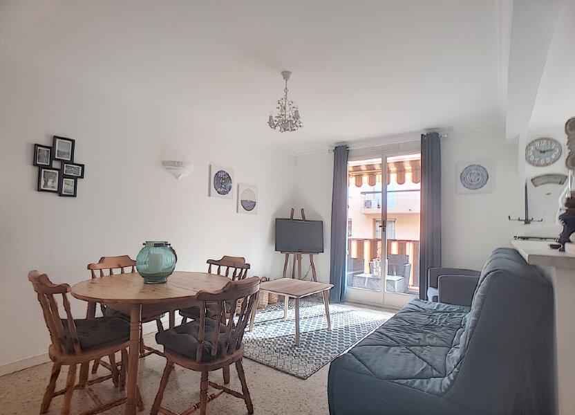 Appartement à louer 57.04m2 à Golfe Juan - Vallauris