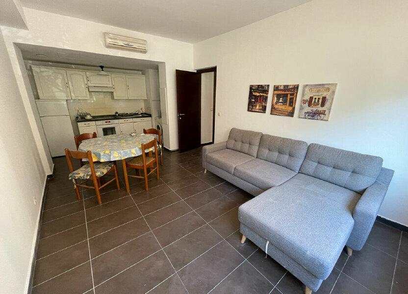 Appartement à louer 37.98m2 à Antibes