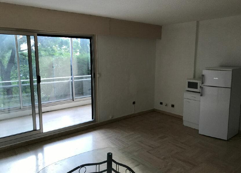 Appartement à louer 27.09m2 à Villeneuve-Loubet