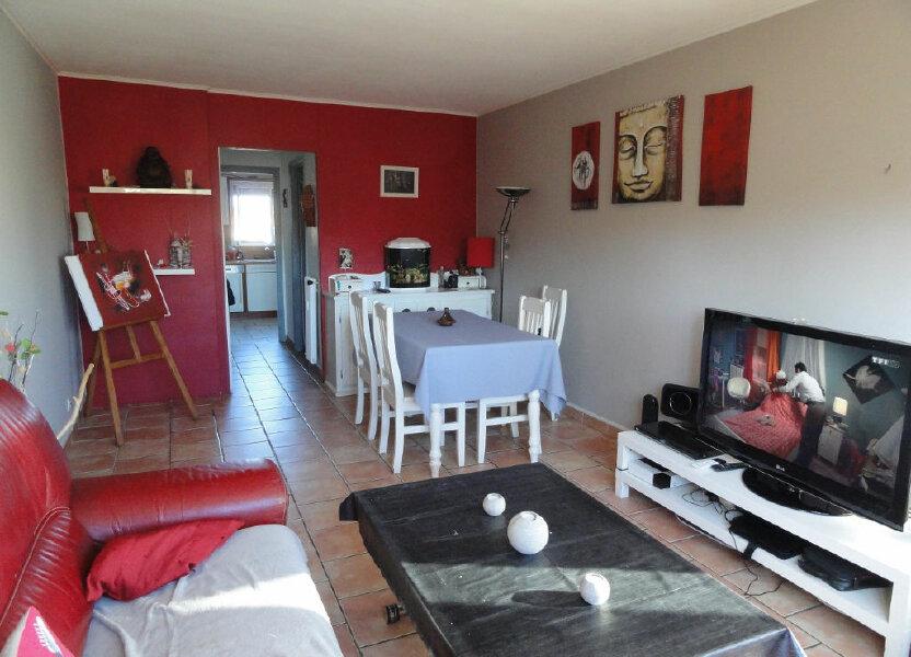 Appartement à vendre 62m2 à Antibes