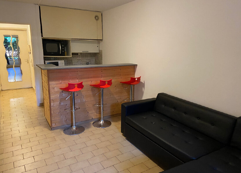 Appartement à louer 21.6m2 à Golfe Juan - Vallauris