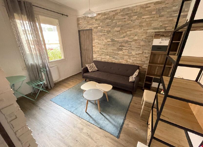 Appartement à louer 44.07m2 à Antibes