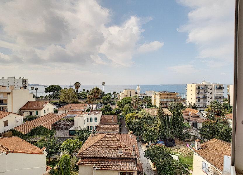 Appartement à vendre 59.89m2 à Antibes