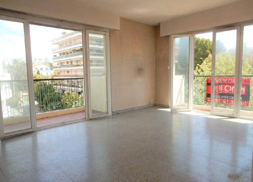 Appartement à vendre 46m2 à Juan-les-Pins - Antibes
