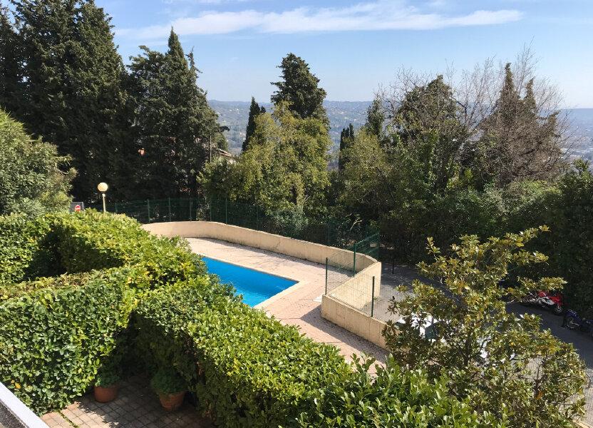 Appartement à vendre 42.36m2 à Grasse