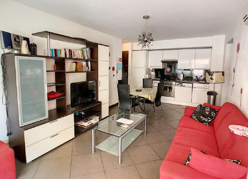 Appartement à vendre 43m2 à Juan-les-Pins - Antibes