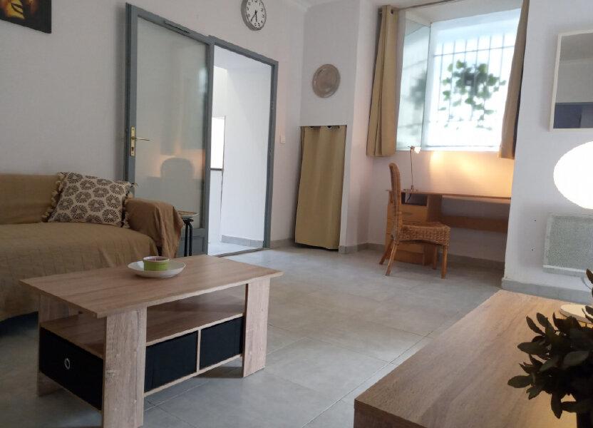 Appartement à louer 38m2 à Cannes