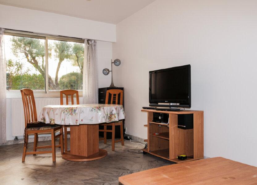 Appartement à vendre 26.34m2 à Juan-les-Pins - Antibes