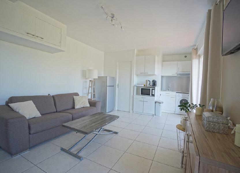Appartement à louer 23.75m2 à Grasse