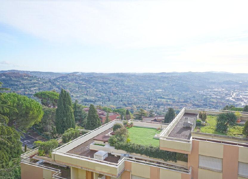 Appartement à vendre 68.52m2 à Grasse