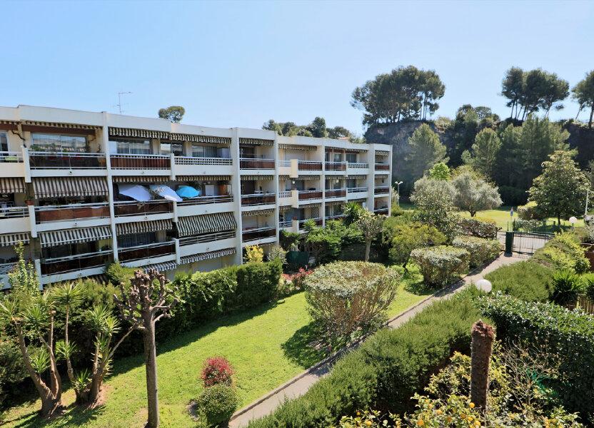 Appartement à louer 37.05m2 à Le Cannet
