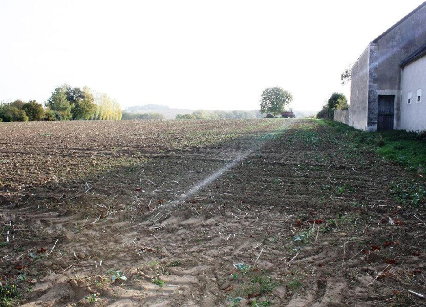 Terrain à vendre 700m2 à Chevannes