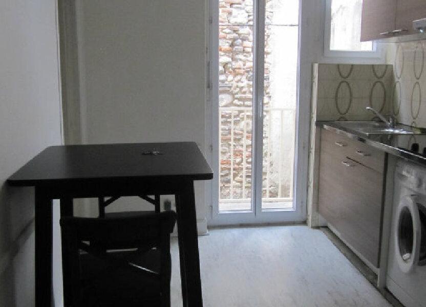 Appartement à louer 20.56m2 à Pamiers