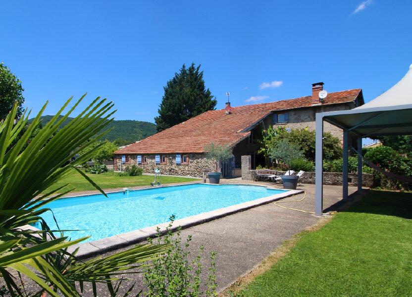 Maison à vendre 265.15m2 à Saint-Jean-de-Verges