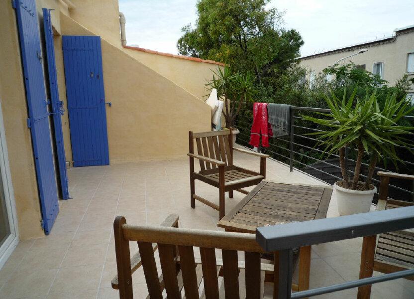 Maison à louer 106.61m2 à Marseille 8