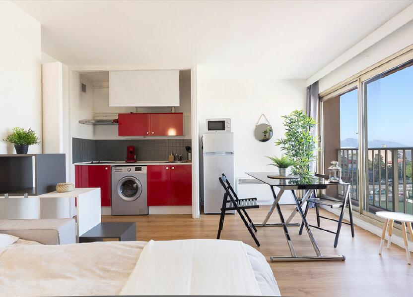Appartement à louer 24.73m2 à Marseille 10
