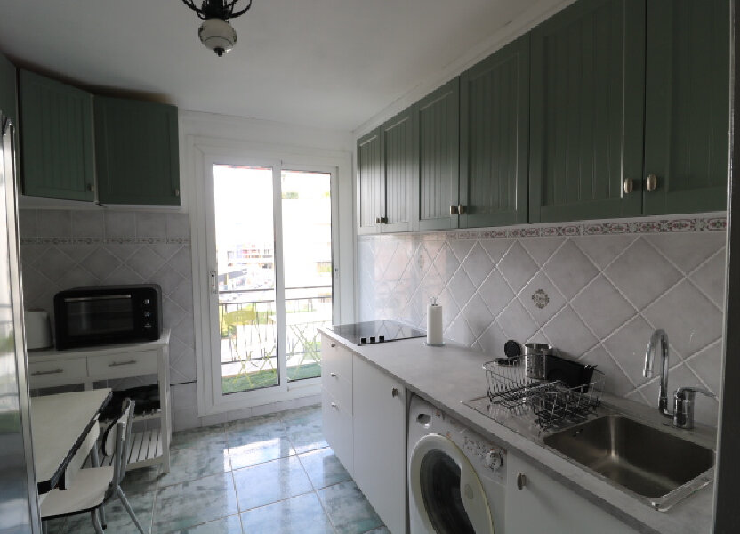 Appartement à louer 60.55m2 à Marseille 8