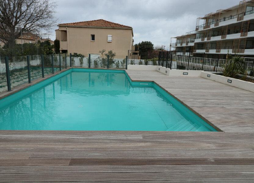 Appartement à louer 46.13m2 à Marseille 8