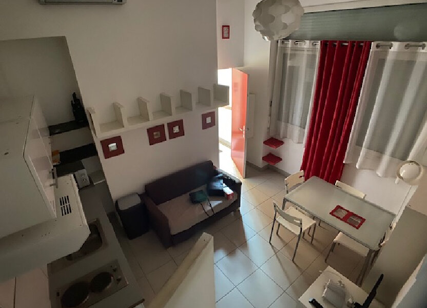 Appartement à louer 20.5m2 à Marseille 9