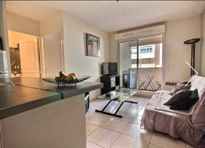 Appartement à louer 32.42m2 à Marseille 8
