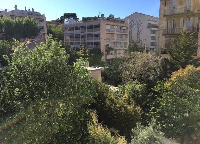 Appartement à louer 41.6m2 à Marseille 8