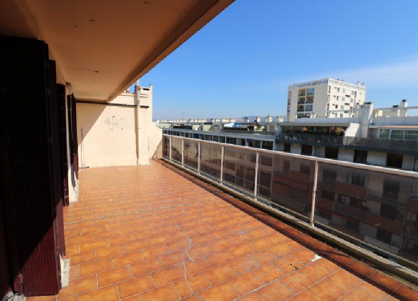 Appartement à louer 43.74m2 à Marseille 2