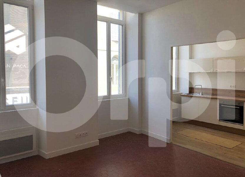 Appartement à louer 46.21m2 à Marseille 7