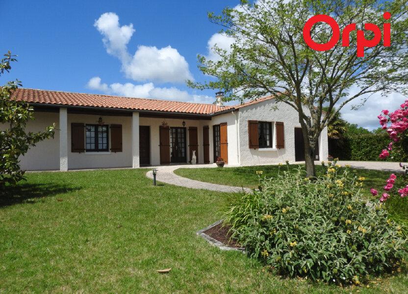 Maison à vendre 125.9m2 à Corme-Écluse