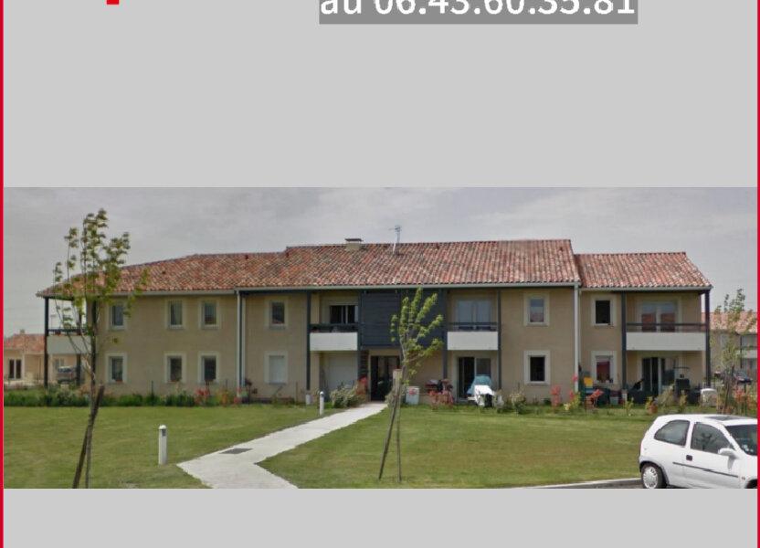 Appartement à louer 42.87m2 à Daux