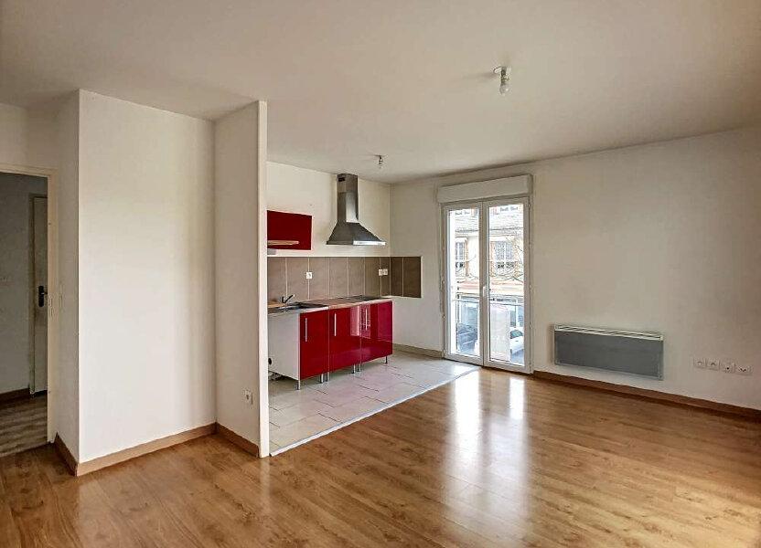Appartement à louer 47.85m2 à Fleury-les-Aubrais