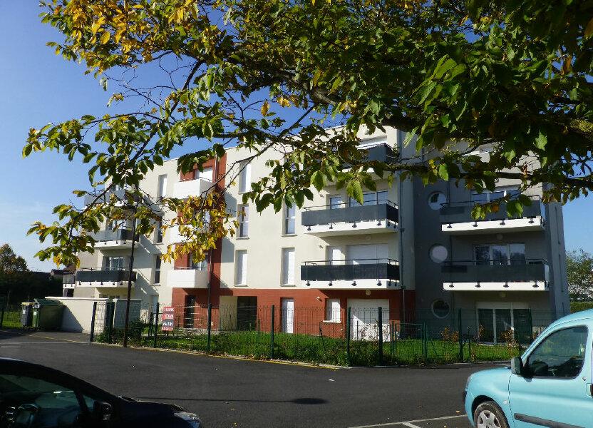 Appartement à louer 42.58m2 à Saint-Jean-de-la-Ruelle