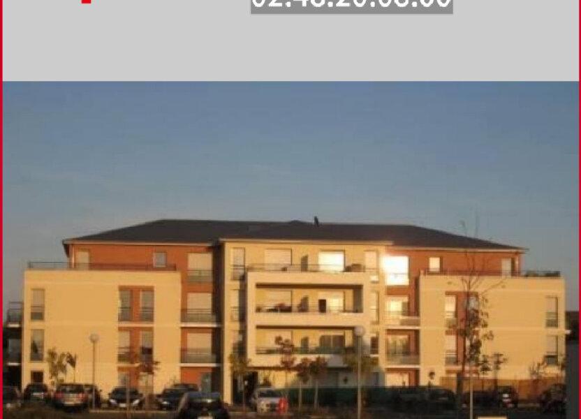 Appartement à louer 60.7m2 à Bourges
