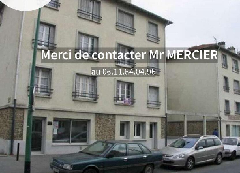 Appartement à louer 40m2 à Villeneuve-Saint-Georges