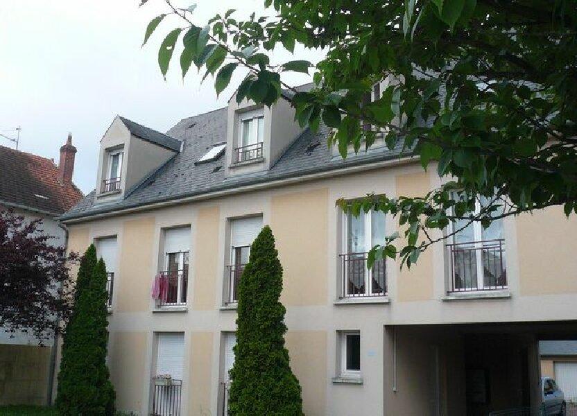 Appartement à louer 37.8m2 à Fleury-les-Aubrais