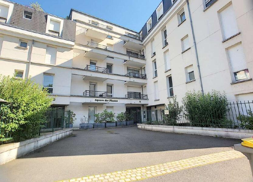 Appartement à louer 43.42m2 à Orléans