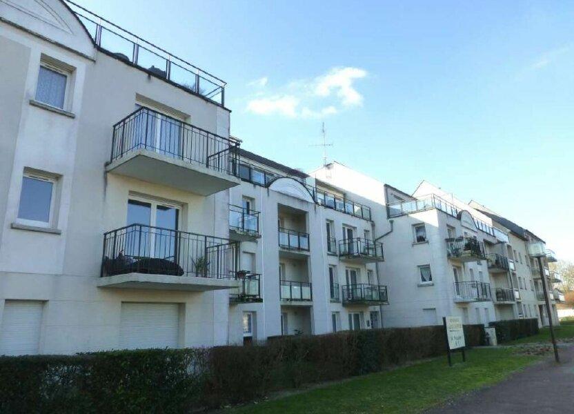 Appartement à louer 69.36m2 à Saint-Jean-le-Blanc