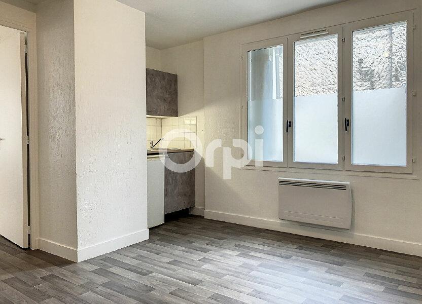 Appartement à louer 29.72m2 à Orléans