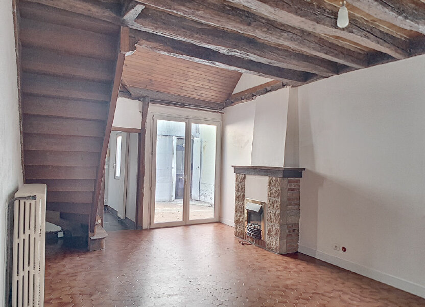 Appartement à louer 37.11m2 à Orléans